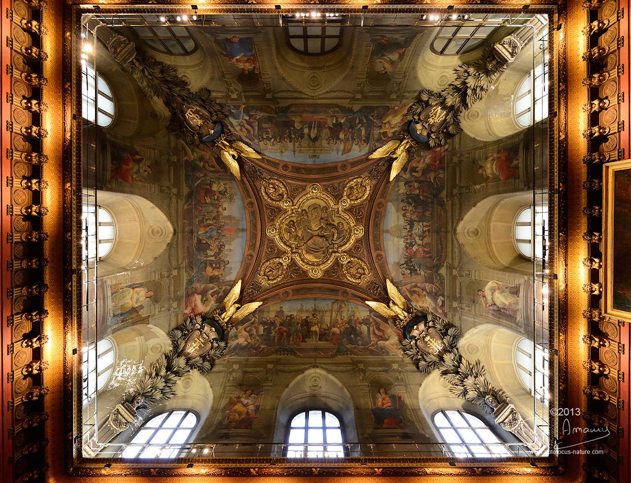 Salle Molien, musée du Louvre
