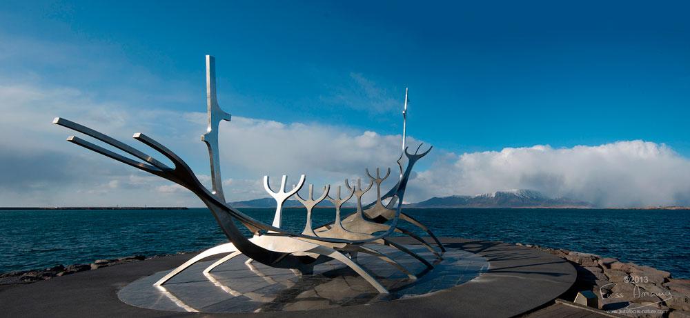 Reykjavik Drakkar Contemporain