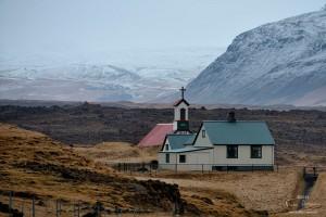 Islande église